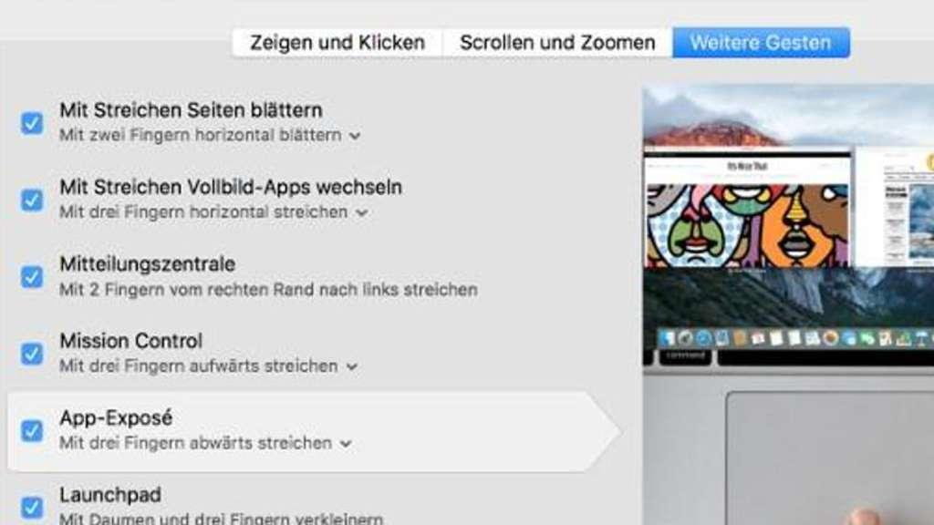 Apple Mac Schnell Alle Fenster Eines Programms Zeigen Netzwelt