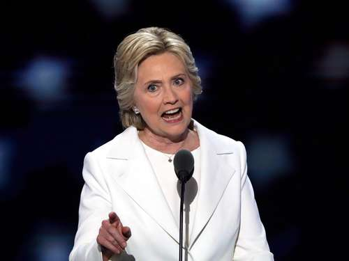 Yes, she can! Clinton wird Konkurrentin von Trump