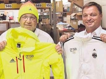 Kasseler Firma vertreibt offizielle Bekleidung der
