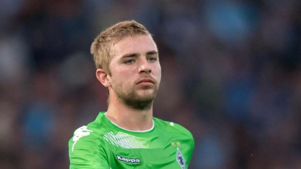 Christoph Kramer will mit Gladbach in die Gruppenphase der Champions League. Foto: Thomas Eisenhuth