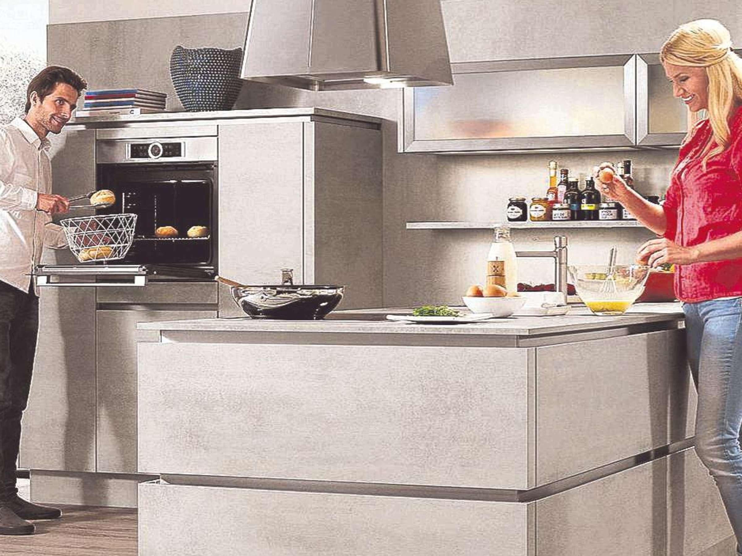 Grundriss, Anschlüsse, Zubehör: Küche frühzeitig planen  Anzeigen