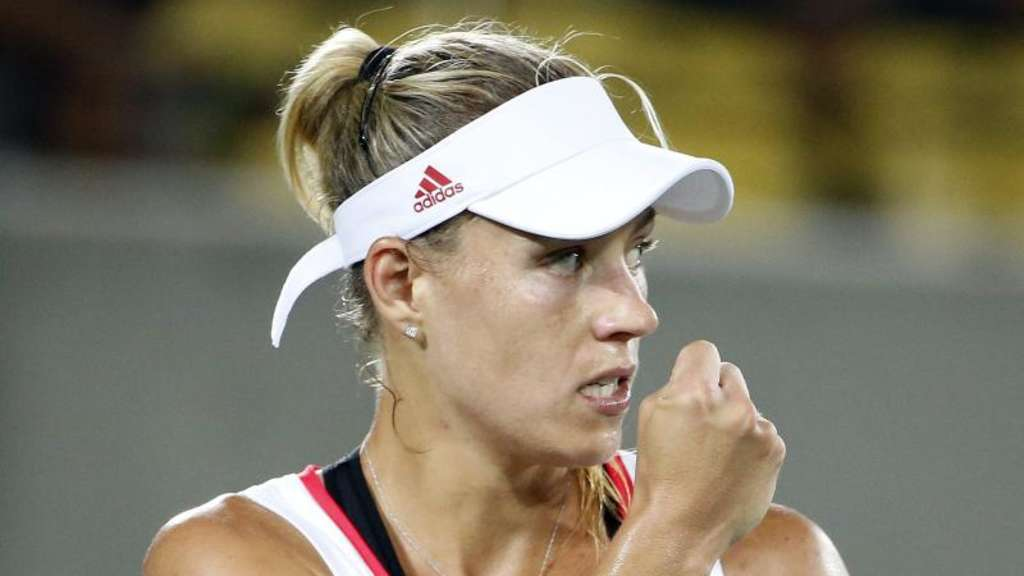 Angelique Kerber will den Olympiasieg im Tennis. Foto: Michael Reynolds