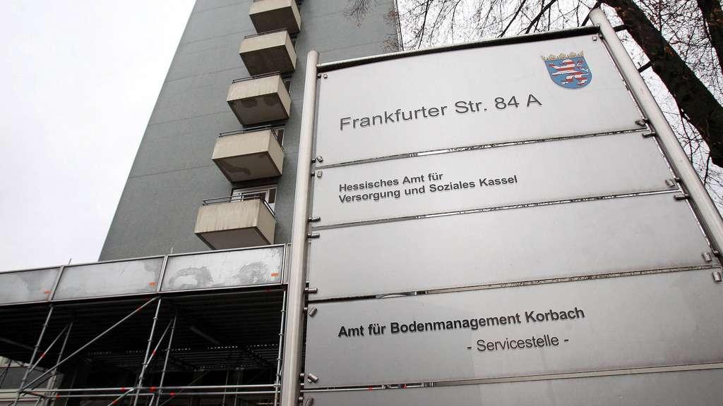 Versorgungsamt Kassel Antrag