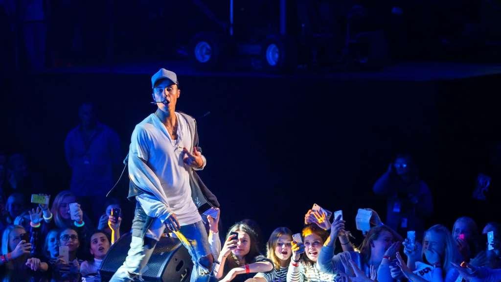 Justin Bieber In Der Olympiahalle München Konzertkritik Kultur