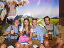 Oktoberfest in Battenfeld: O'Zapft wars
