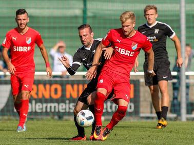 1:1 – KSV holt einen Punkt in Steinbach   KSV Hessen Kassel
