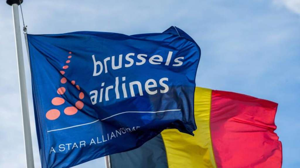 Brussels Airlines für die Billigtochter Eurowings an den Start gehen. Foto: Stephanie Lecocq