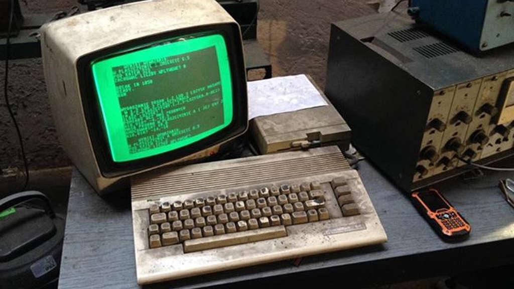 Commodore 64 seit 25 Jahren im Dauer-Einsatz | Netzwelt