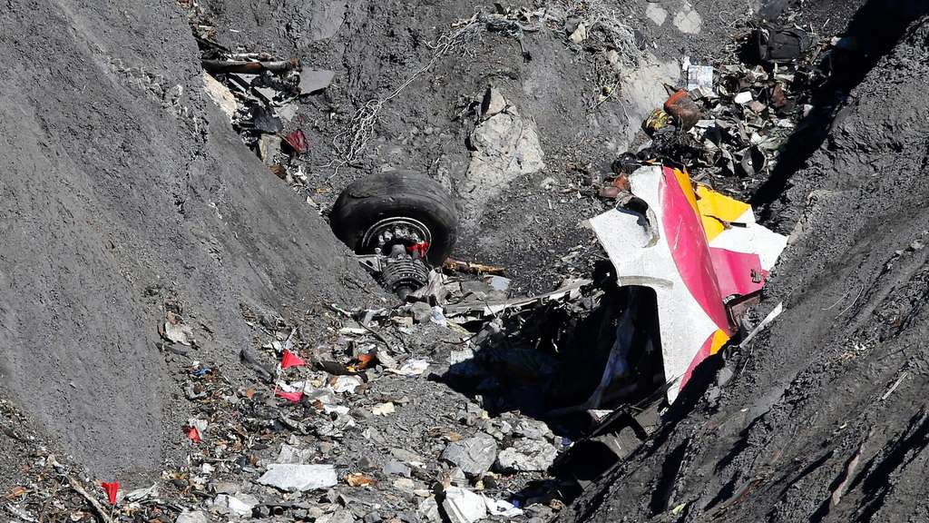 Germanwings Absturz Handyvideo