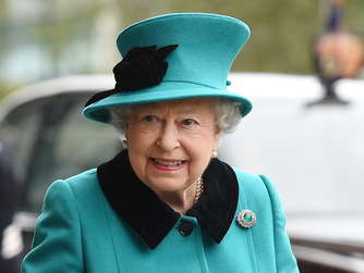 Britain's Queen Elizabeth II opens Francis Crick medical research