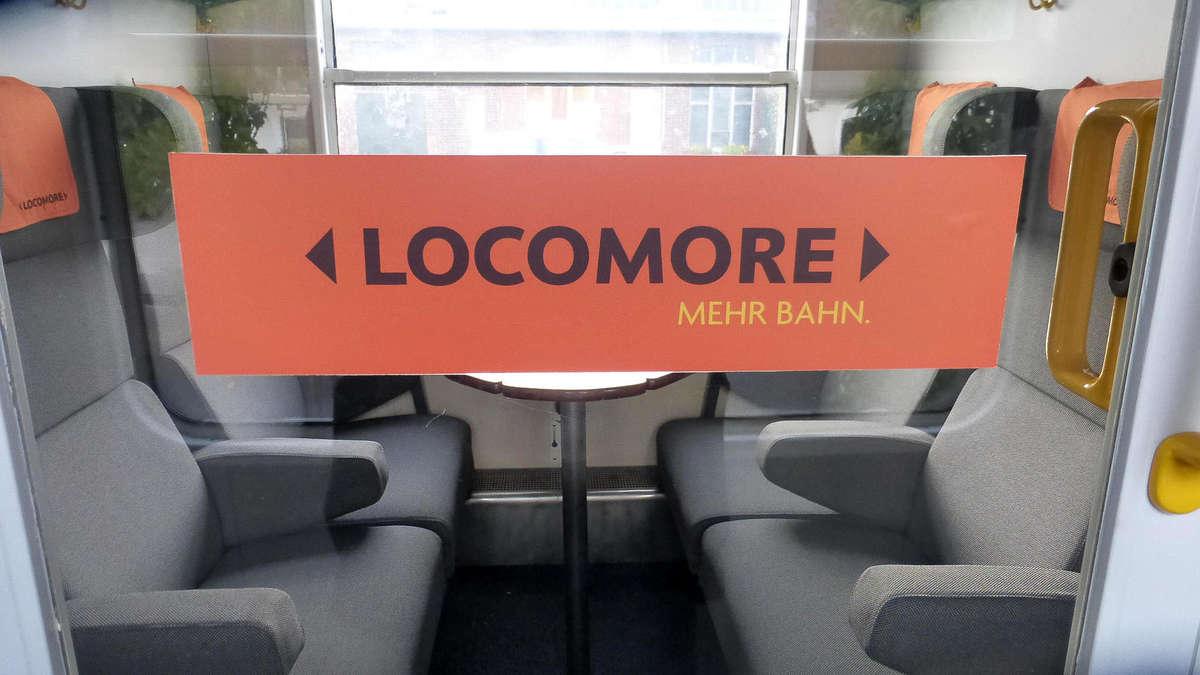 alternative auf der schiene deutsche bahn konkurrent startet mit ticketverkauf3 bad wilhelmsh he. Black Bedroom Furniture Sets. Home Design Ideas