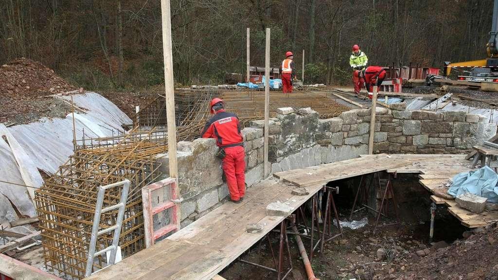 Nach 244 Jahren: Brücken Bei Reinhardshagen Stabiler Als Gedacht