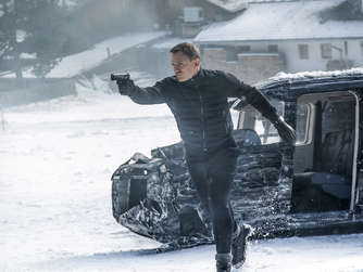 "Daniel Craig als James Bond im Film ""James Bond 007: Spectre""."