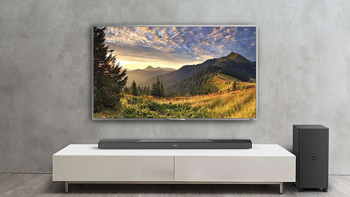 die besten soundbars im test netzwelt. Black Bedroom Furniture Sets. Home Design Ideas
