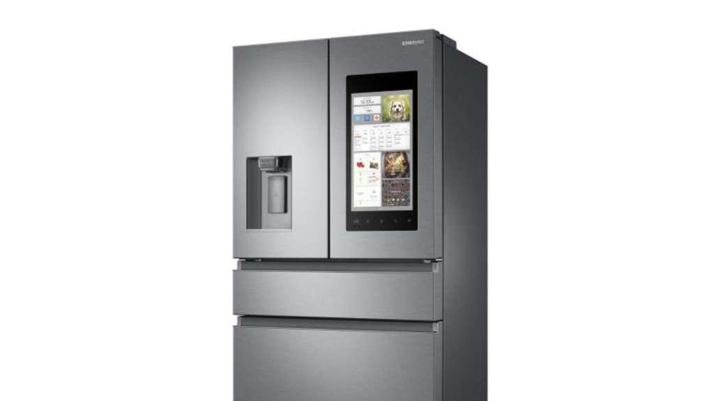 Samsung lässt mit dem Kühlschrank sprechen | Netzwelt