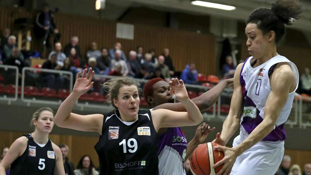 BG-Ladies Spitzenreiter