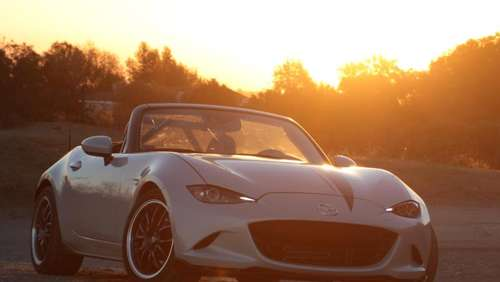 Heavy Metal Seele: Mazda MX-5 Flyin&#39 Miata