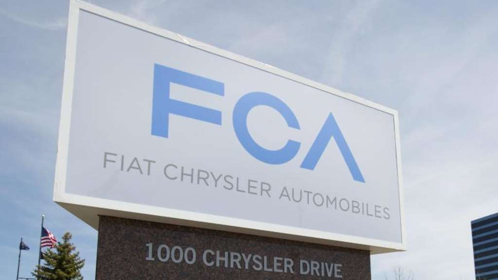 Die Zentrale von Fiat Chrysler in Auburn Hills, Michigan, USA. Foto: Rena Laverty