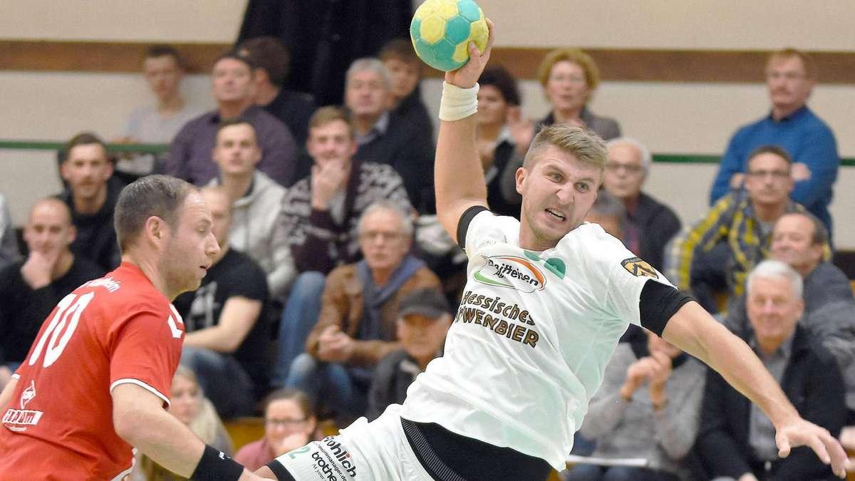 Handball oberligist gensungen felsberg empf ngt am samstag for Koch offenbach