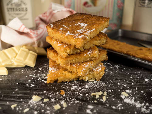 Nordhessins Back-Tipp: Blondies statt Brownies