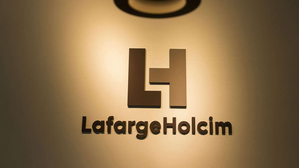 LafargeHolcim reports second-quarter earnings