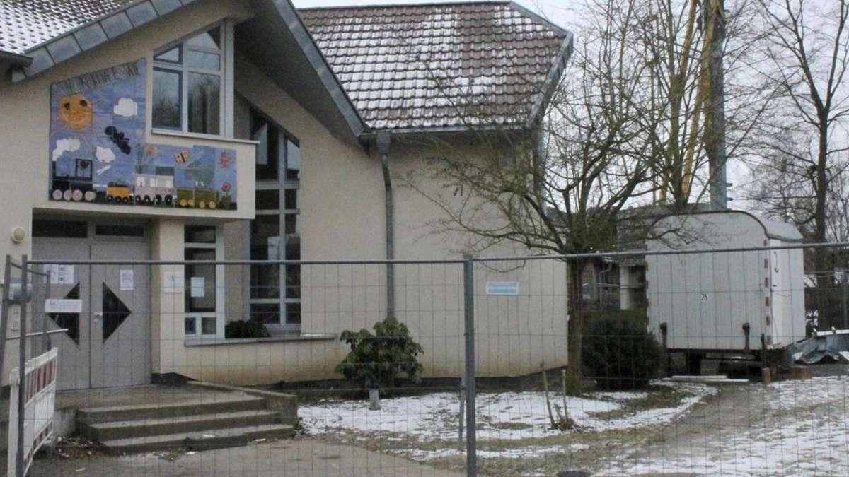 Evangelischer kindergarten felsberg ist im april saniert for Evangelischer kindergarten
