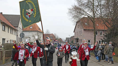 Karneval in Hollenstedt