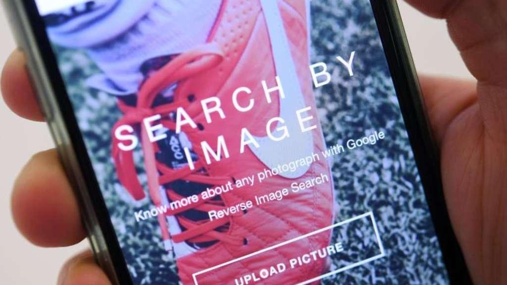 Webseite Ermöglicht Bilder Rückwärtssuche Auf Dem Smartphone Netzwelt