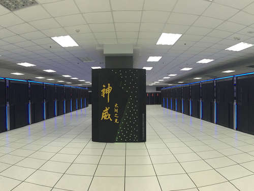 China baut neuen Supercomputer