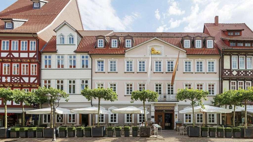 Graf von hardenberg bernimmt restaurant isang und hotel for Designhotel duderstadt