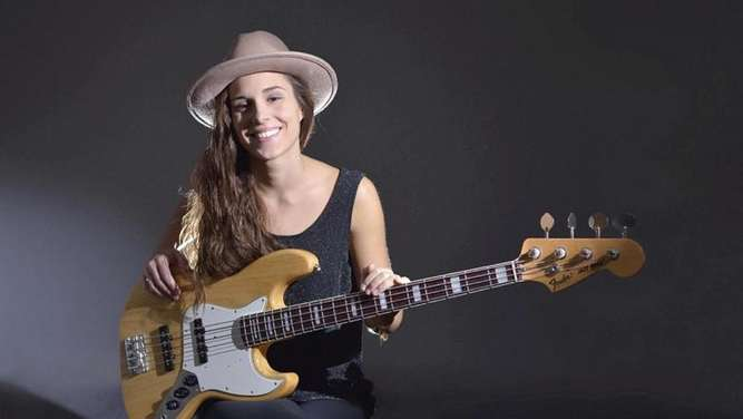 Star auf Youtube: Kinga Glyk mit Fusionjazz in Kassel