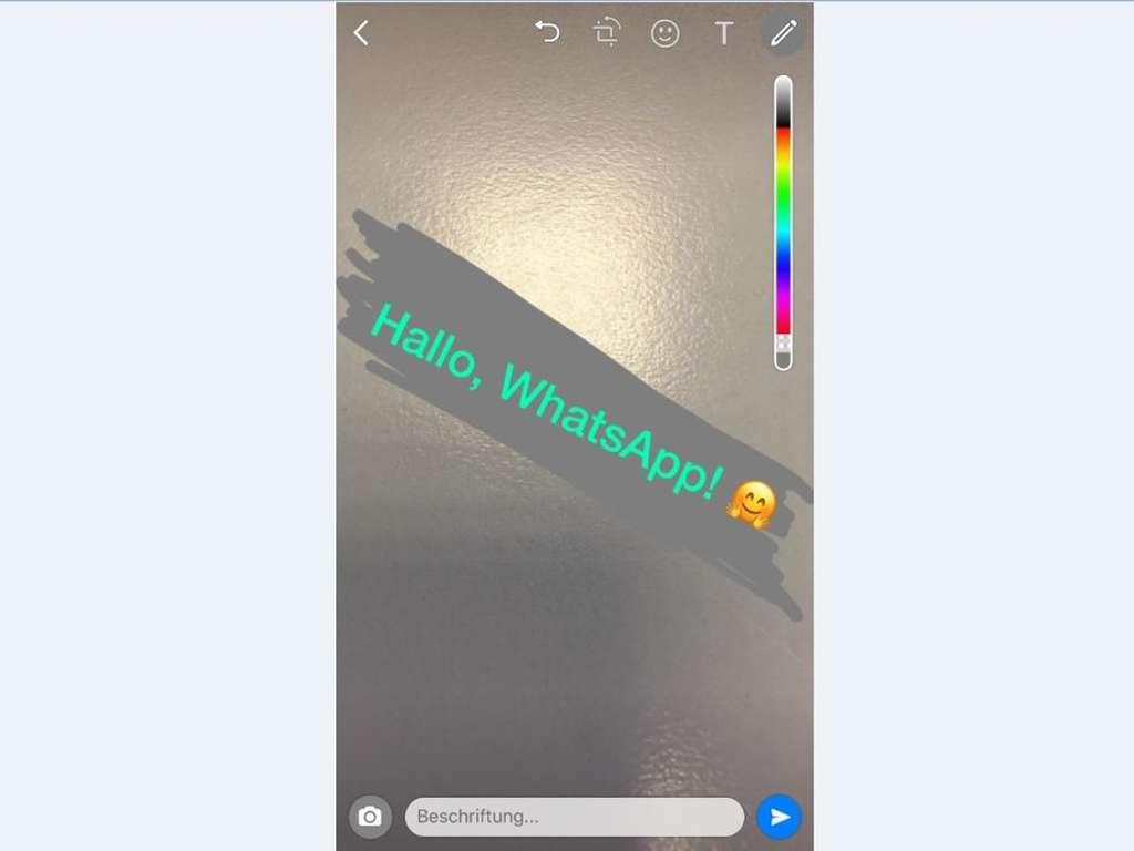 Whatsapp Status Runderneuert So Nutzen Sie Ihn Netzwelt