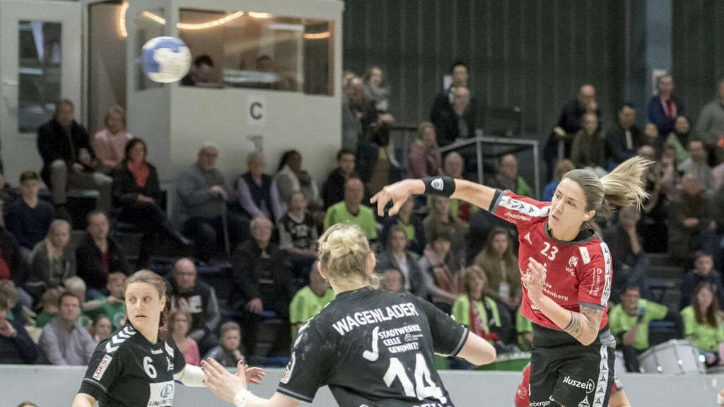 Handball-Bundesliga, Frauen: Vipers siegen in Celle