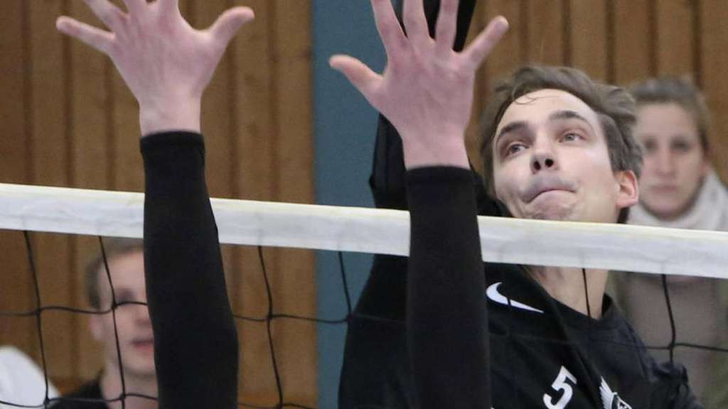 Volleyballer ohne Fortune