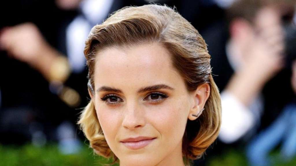 Emma Watson 2016 in New York bei der Costume Institute Gala im Metropolitan Museum of Art. Foto: Justin Lane