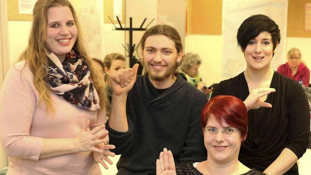 Frankenberger Vhs bietet erstmals Kurs für Gebärdensprache an ...