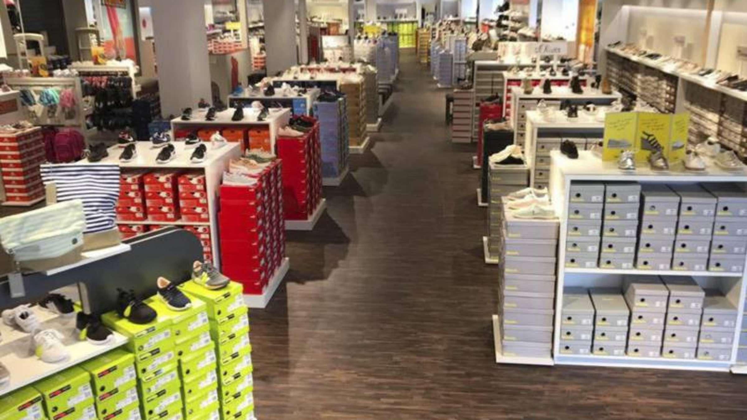 Am 23. März eröffnet MyShoes im Modehaus Eitzenhöfer