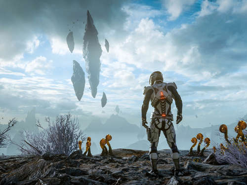 """Mass Effect Andromeda"" im Test: Spaceoper reloaded"