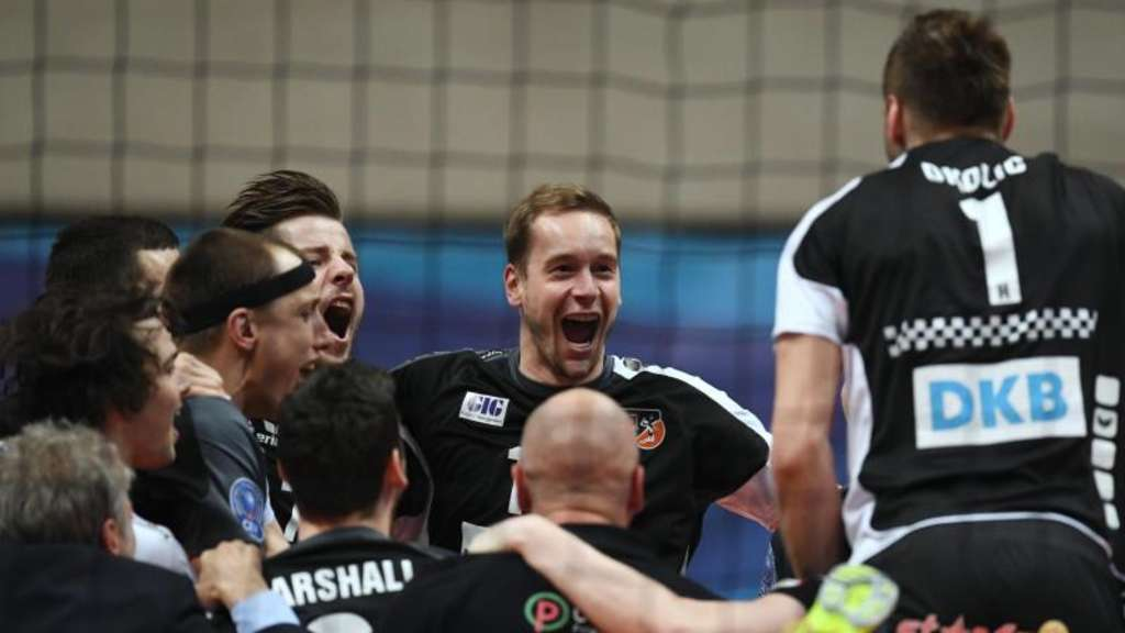 Die Berlin Volleys spielen in Rom um den Champions-League-Titel. Foto: Evgeny Biyatov