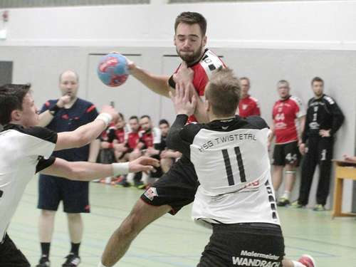 HSC Zierenberg will Top-Team ein Bein stellen