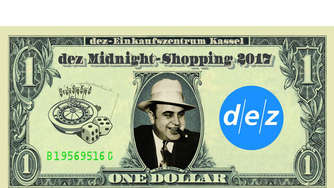 "29. April ""Midnight – Shopping"" im dez"