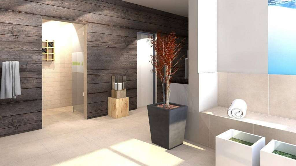 weitere zimmer und neuer fitness und wellnessbereich northeim. Black Bedroom Furniture Sets. Home Design Ideas