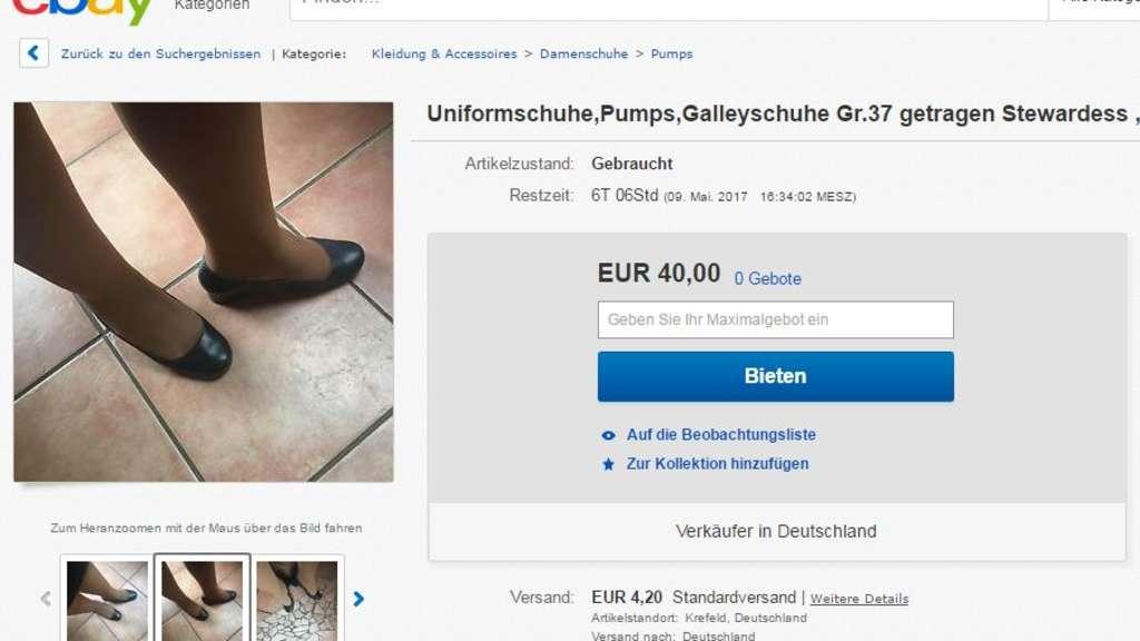 Gebrauchte kleidung bei ebay verkaufen