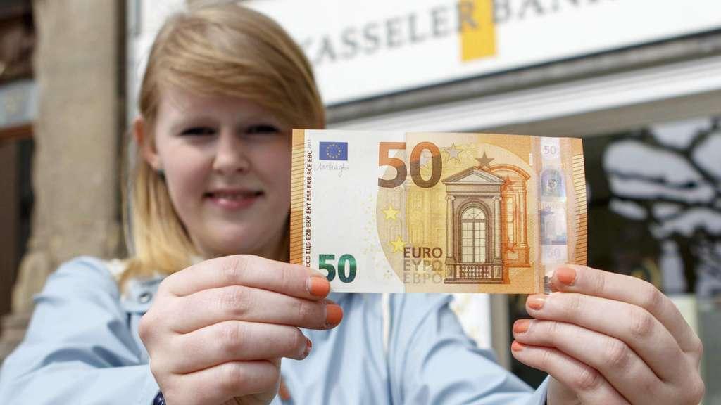 Selbstversuch Hier Kann Man In Kassel 50 Euro Scheine Wechseln