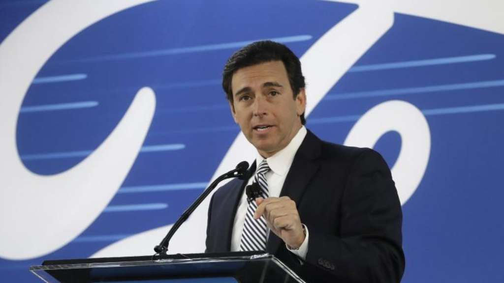 Mark Fields räumt bei Ford den CEO-Posten. Foto: Carlos Osorio