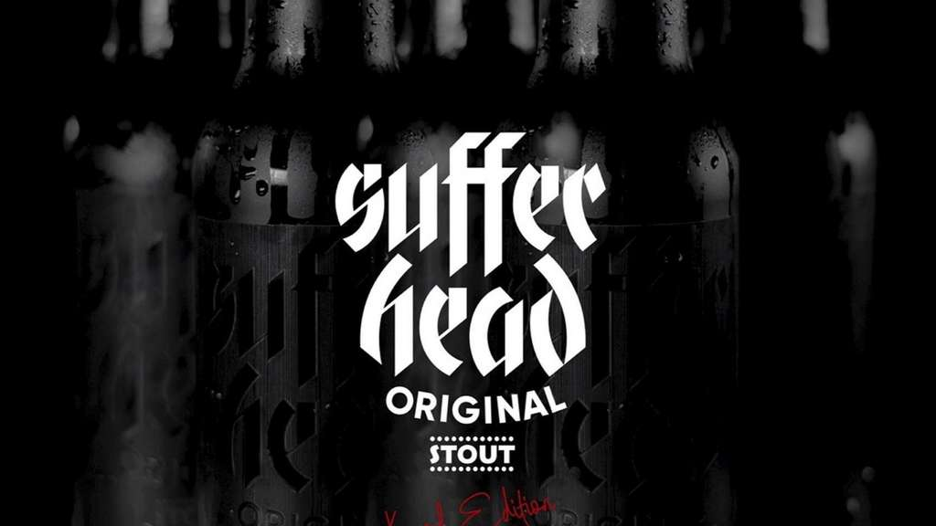 """Sufferhead Original Stout"""