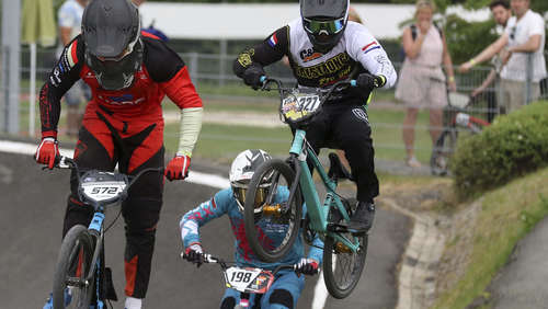 BMX-Turnier 3-Nations-Cup in Ahnatal