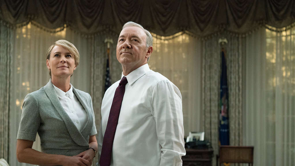 """House of Cards"", die komplette fünfte Staffel ab 30. Mai"