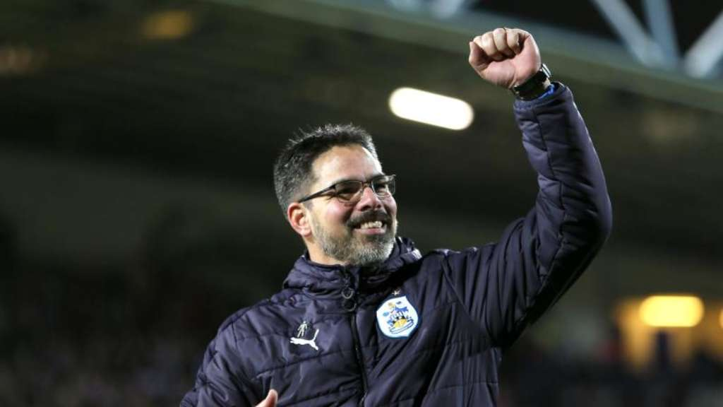 David Wagner führte Huddersfield Town in die Premier League. Foto: Richard Sellers