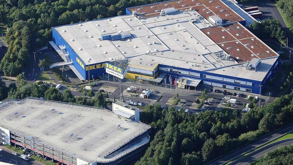 Ikea Kassel Brandschutztüren Bei Feueralarm Verschlossen Waldau